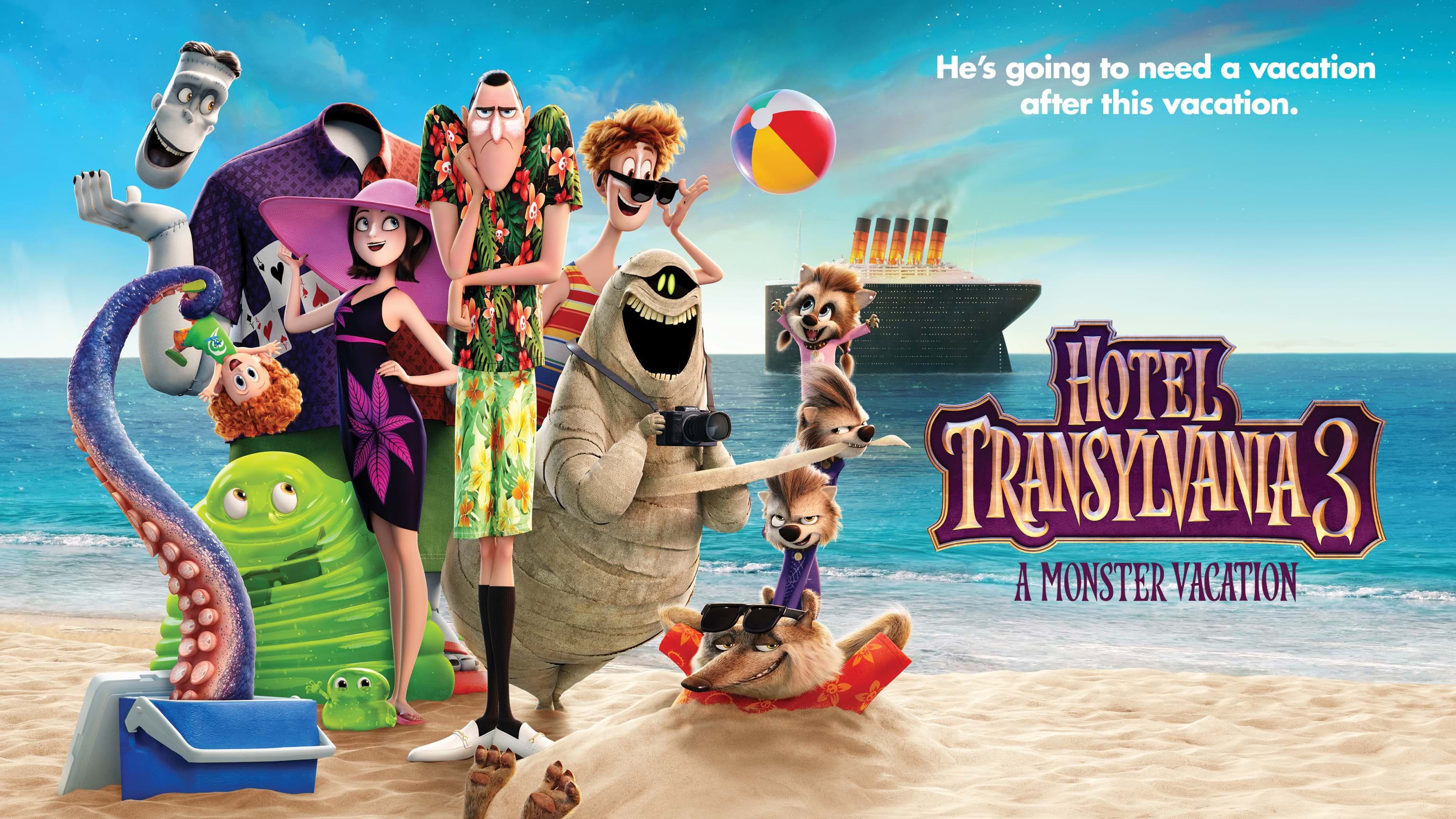 Article heading image for Hotel Transylvania 3 opens this week