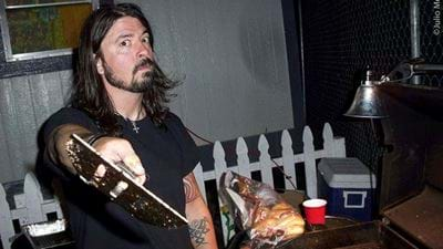 Dave Grohl Missed The Billboard Awards