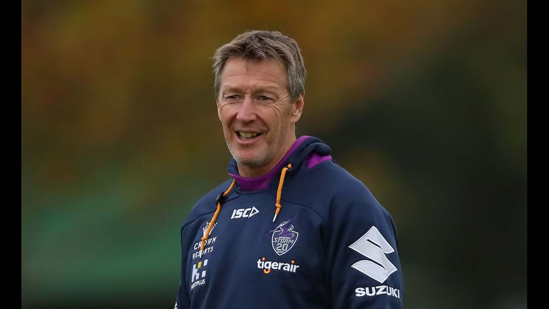 LISTEN | Craig Bellamy's Incredible Insight Into Storm's Training Techniques