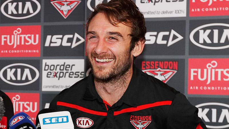 "Article heading image for Jobe Watson Says Essendon Was ""Negligent"" During Drug Saga"