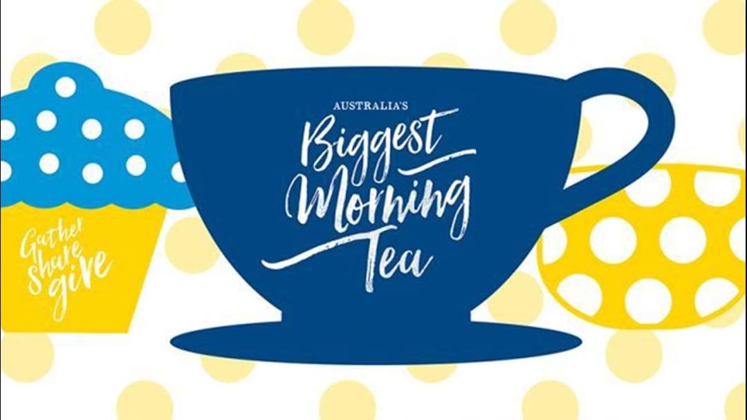 Biggest Morning Tea at William Barrett & Sons