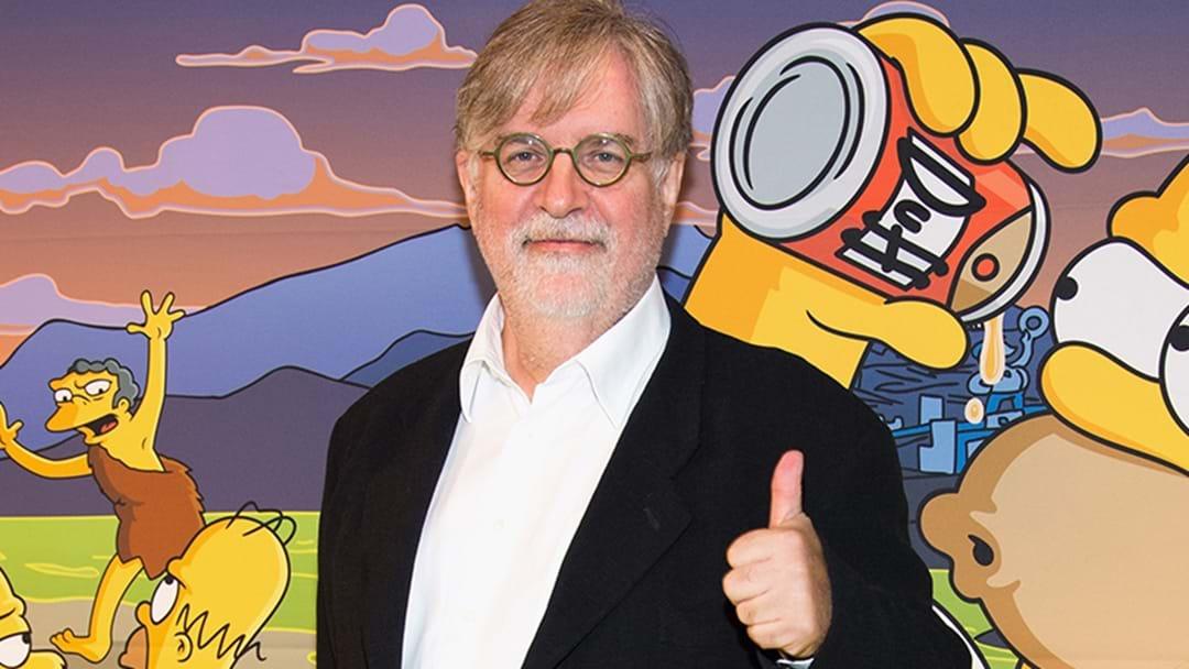Matt Groening Is Releasing A Brand New Animated Series On Netflix