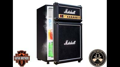 WIN A Guitar Brothers Marshall Fridge!