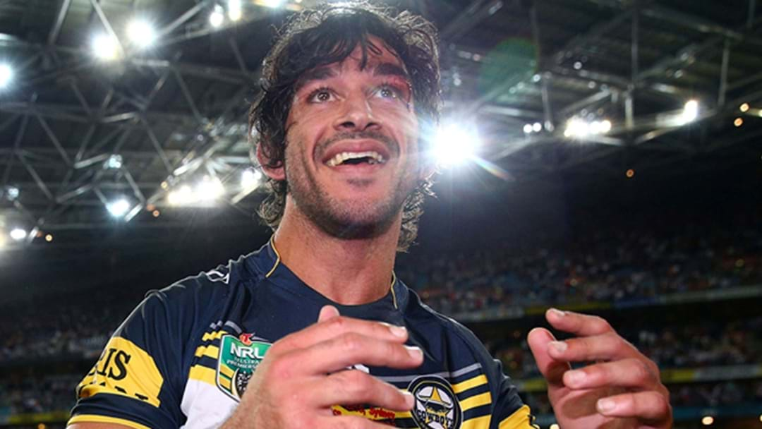 The Cowboys Have Just Dropped Some Huge News On Thurston's Future