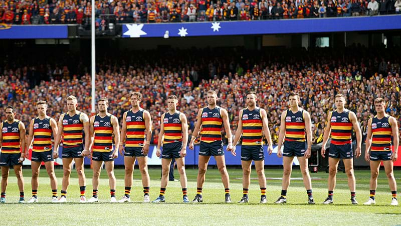 Article heading image for Graham Cornes Reckons The Crows Won't Make The Finals