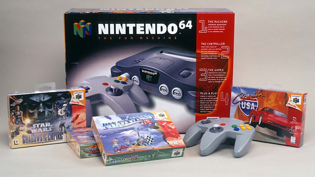 Nintendo Drops Big Hint The N64 Could Return