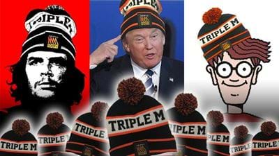 WIN An Exclusive Triple M Scarf And Beanie!