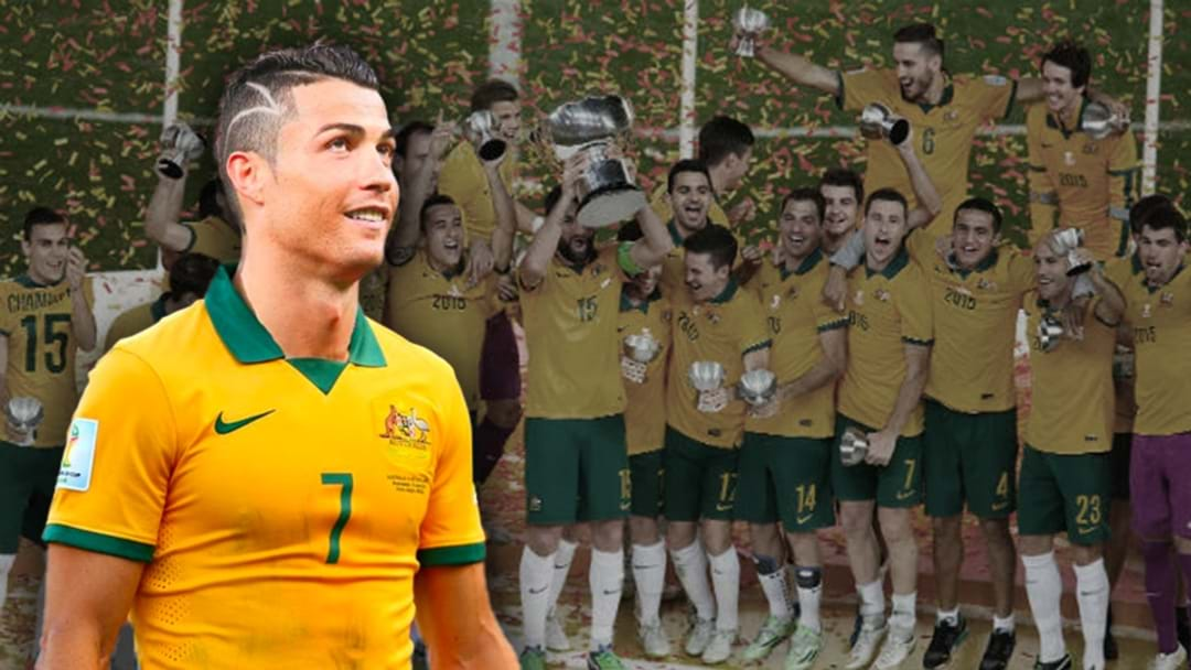 Ronaldo Could Have Been A Socceroo... What If...