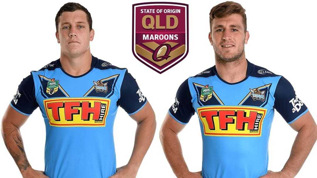 CONFIRMED: Arrow And Wallace In QLD Team For Game One