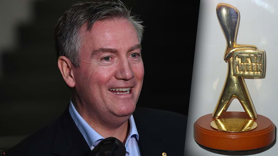 James Brayshaw Reckons It's About Time Eddie McGuire Got Nominated For A Gold Logie