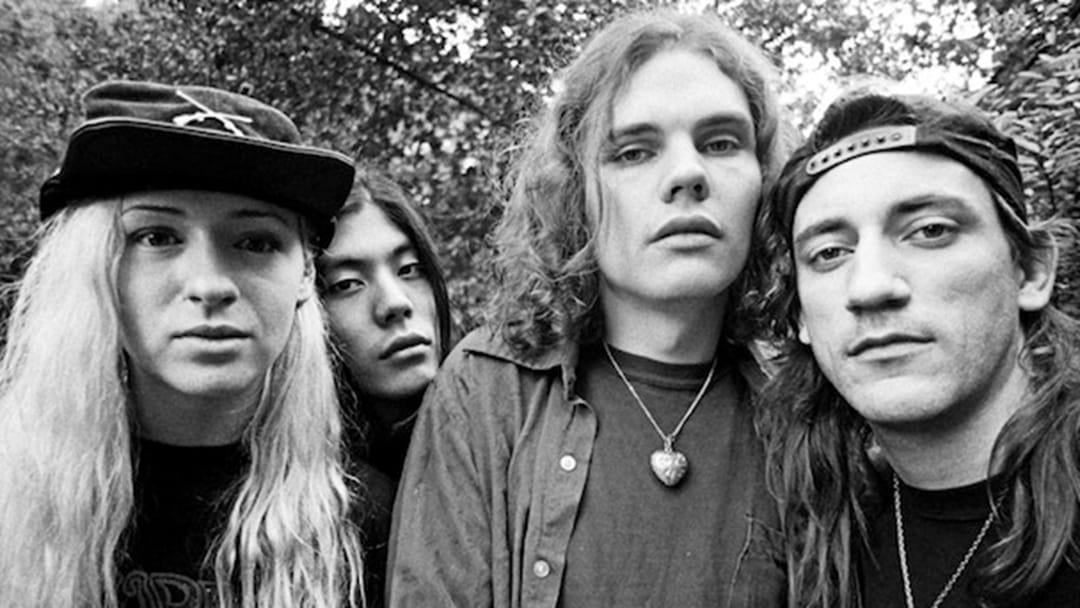 Original Smashing Pumpkins Line Up To Reunite