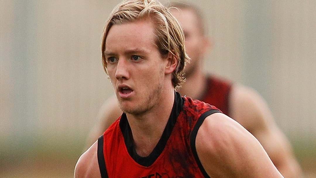 Two Essendon Players Sidelined Through Injury