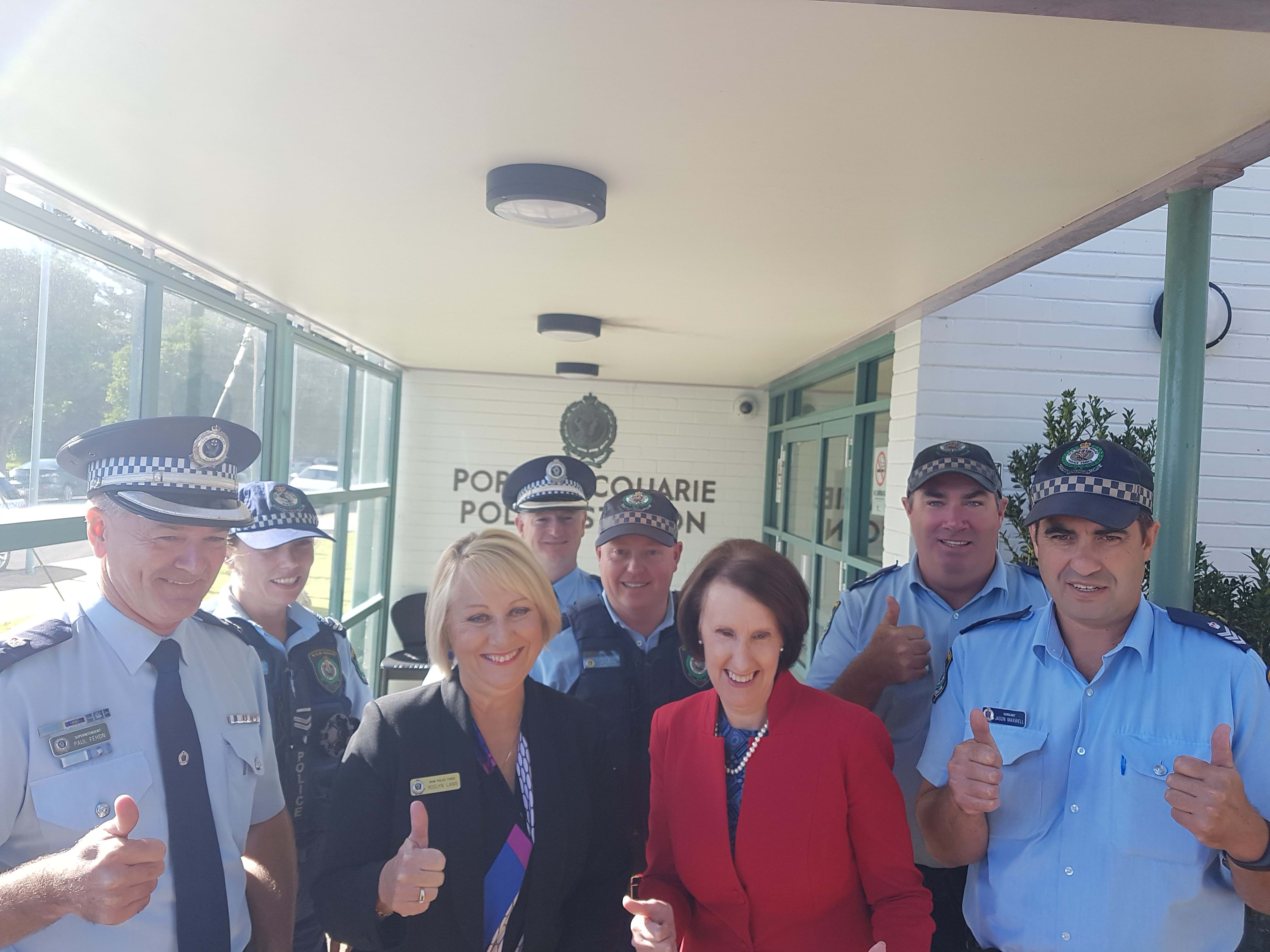 Article heading image for $1.1 Million to See Planning for New Port Macquarie Police Station