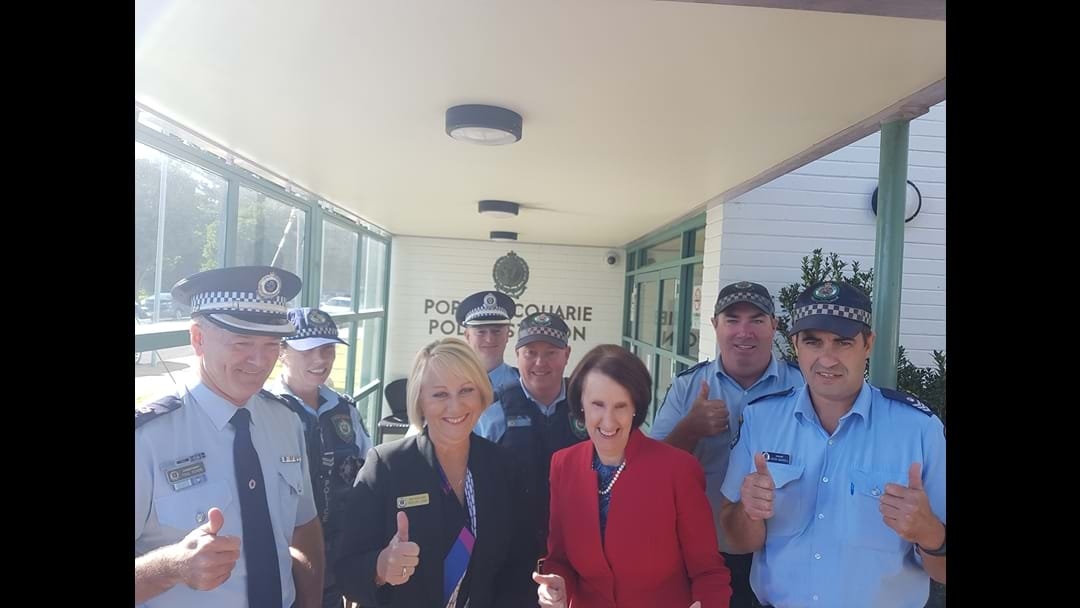 $1.1 Million to See Planning for New Port Macquarie Police Station