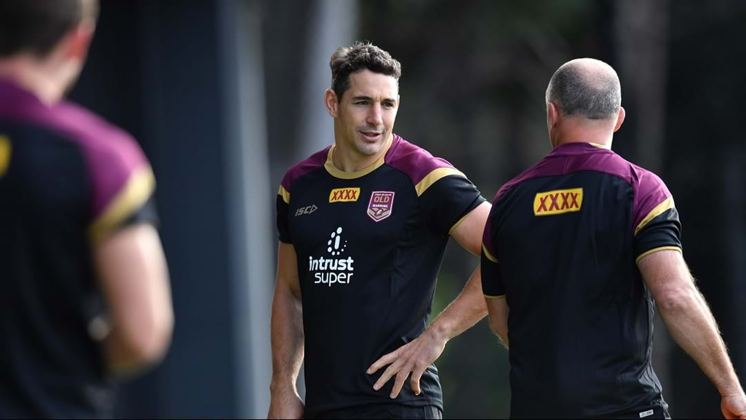 Has Billy Slater's Retirement Given Queensland A Reason To Win Another State Of Origin?
