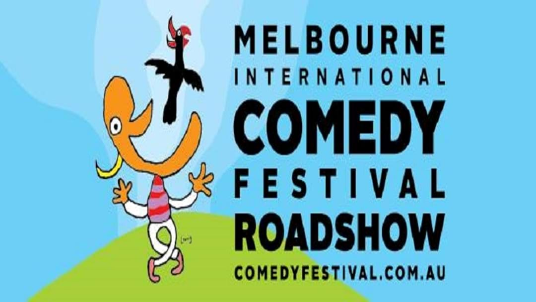 Melbourne Comedy Roadshow is coming to town!