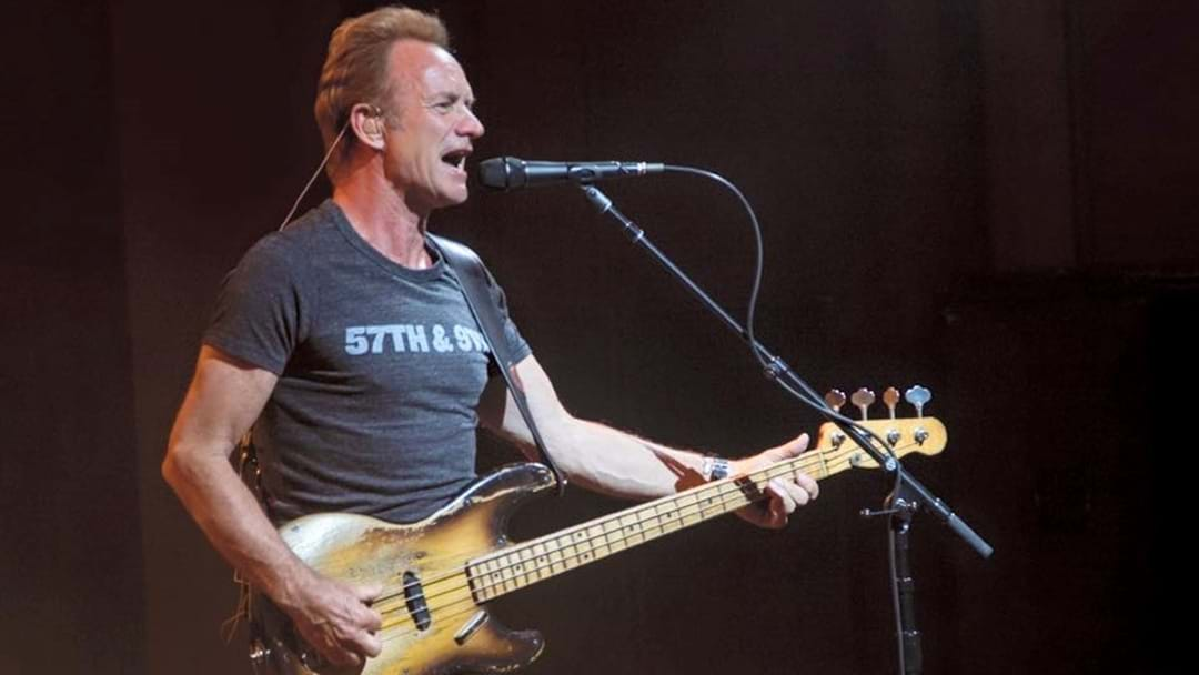 Sting Has Received Another Honorary Degree