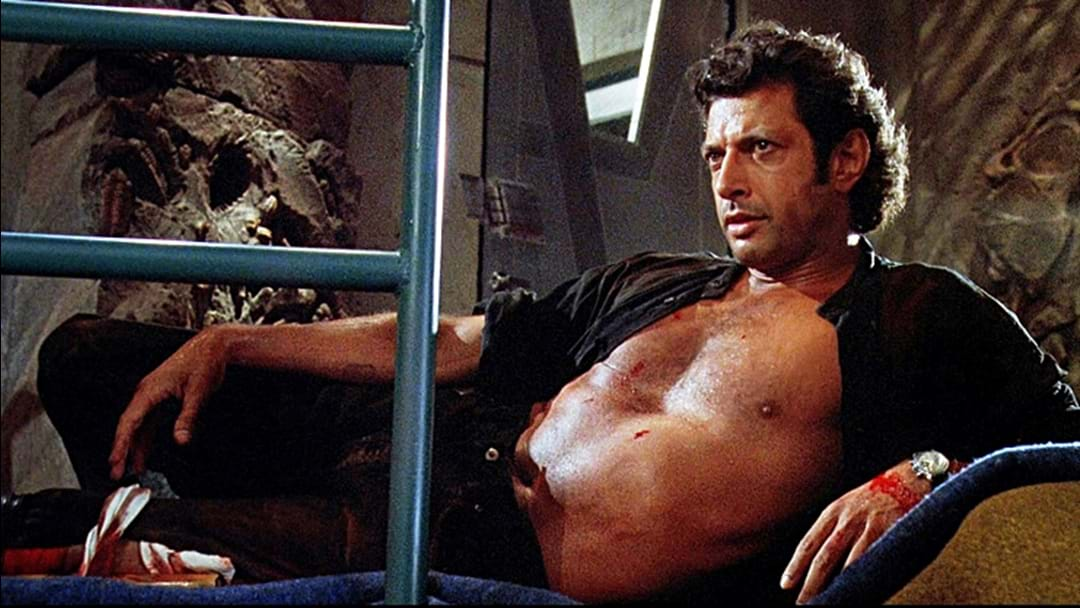 Jeff Goldblum Signs Recording Contract