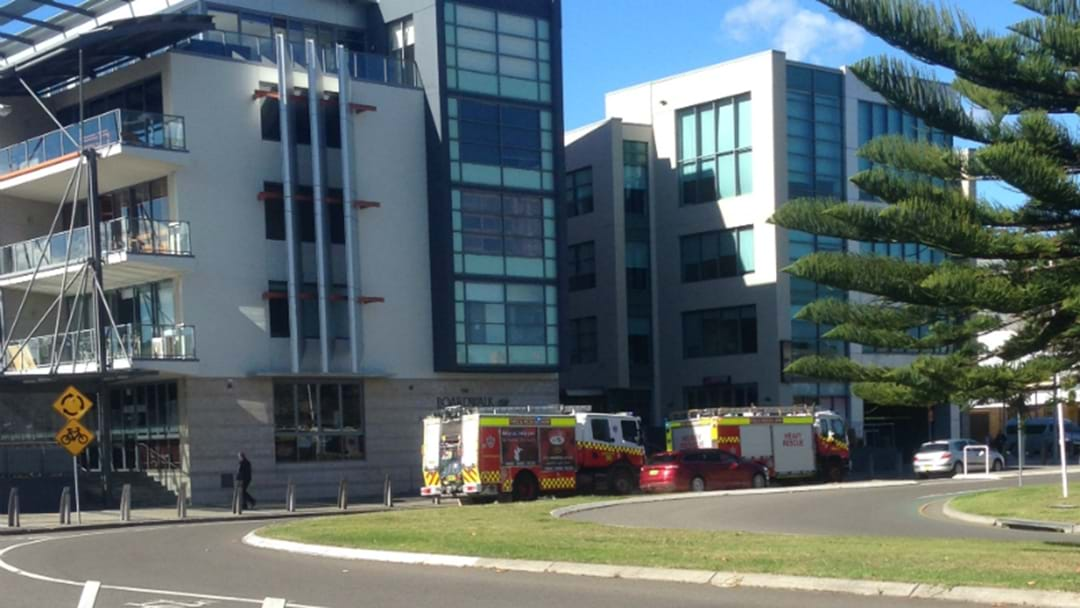 Worker Suffers Electrical Shock, Cutting Power To Newcastle CBD