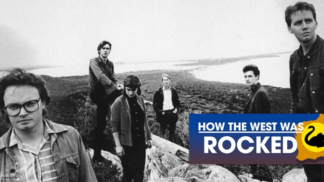How The West Was Rocked: The Triffids