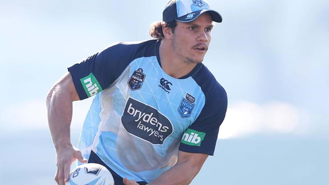 Revealed: Brad Fittler's Interesting Analysis Of NSW Blues Centre James Roberts