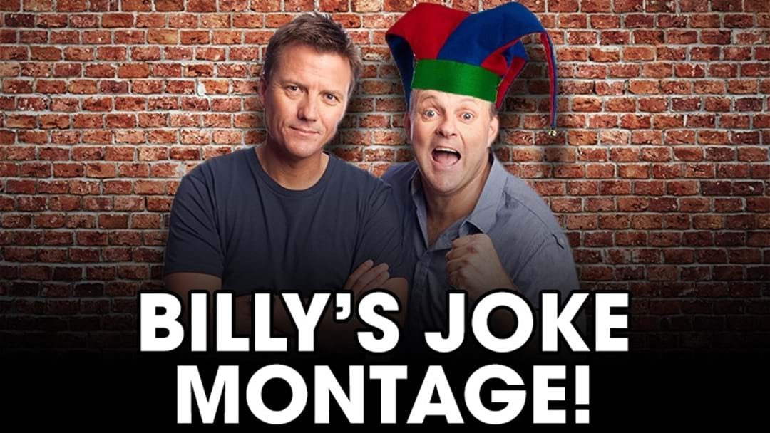 Check Out All Of Billy's Jokes From This Week