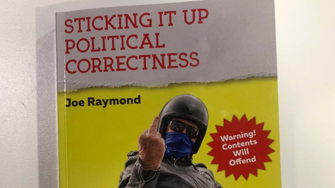 LISTEN | Joe Raymond Calls From Prison And Shares The Most Politically Incorrect Joke