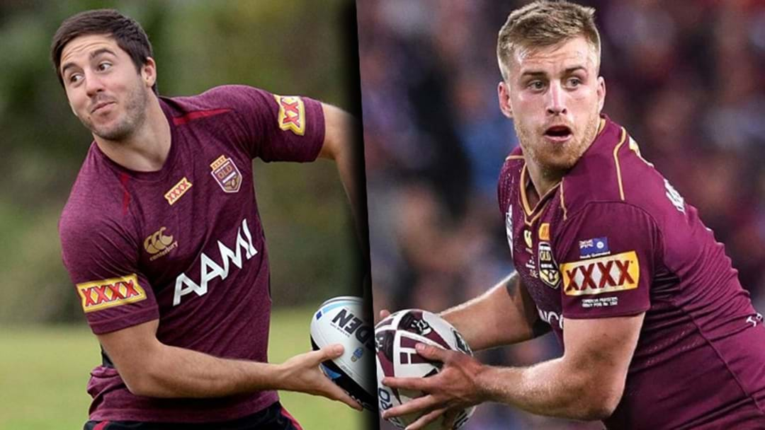 """Biff Brothers"" Cameron Munster & Ben Hunt Are Rooming Together For Origin Camp"
