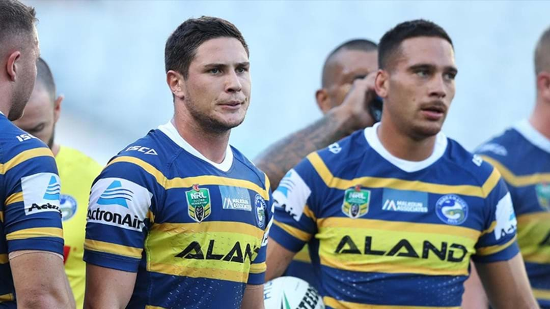 Kenty & Gordie Absolutely Rip Into The Parramatta Eels