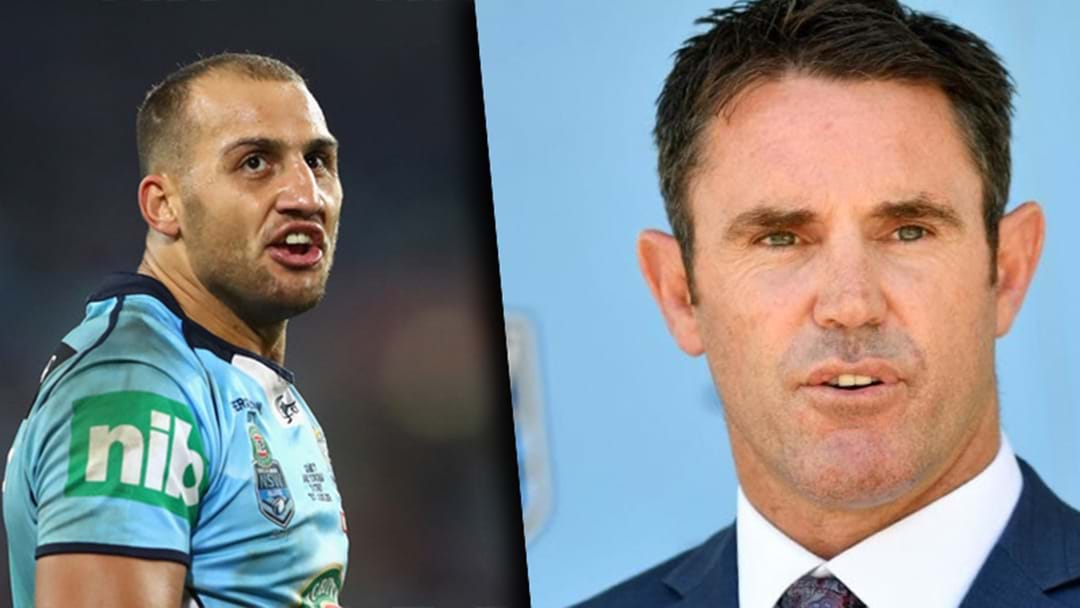 """No Phone Call, Which Is Pretty Disappointing"" - Blake Ferguson Is Filthy With Brad Fittler After Origin Snub"