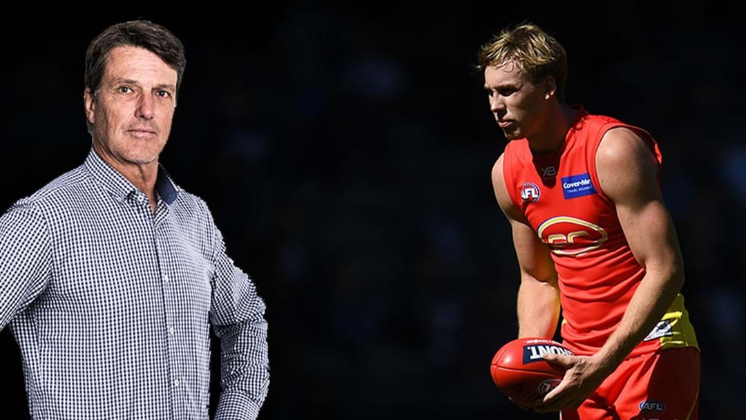 "Paul Roos Says The AFL ""Have To Get Involved"" To Keep Tom Lynch At Gold Coast"
