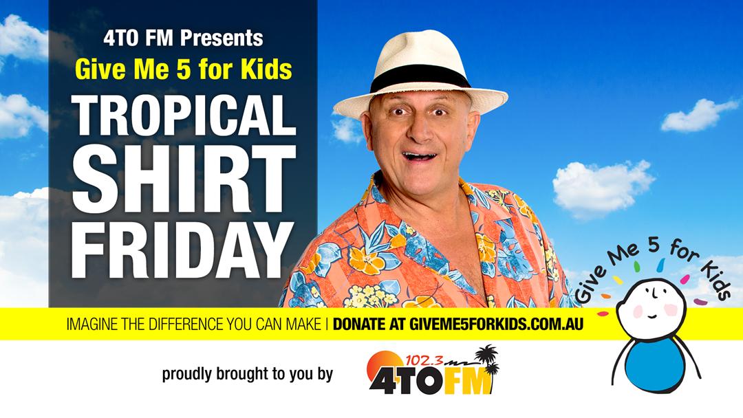 Tropical Shirt Friday