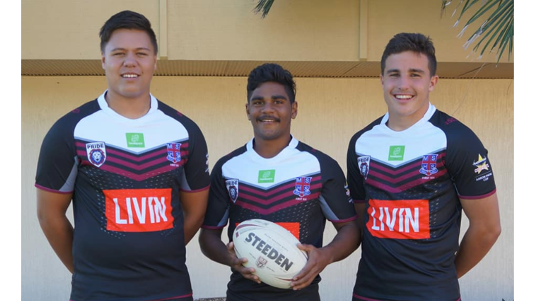 Kirwan High Taking On Mackay In Mental Health Charity Match