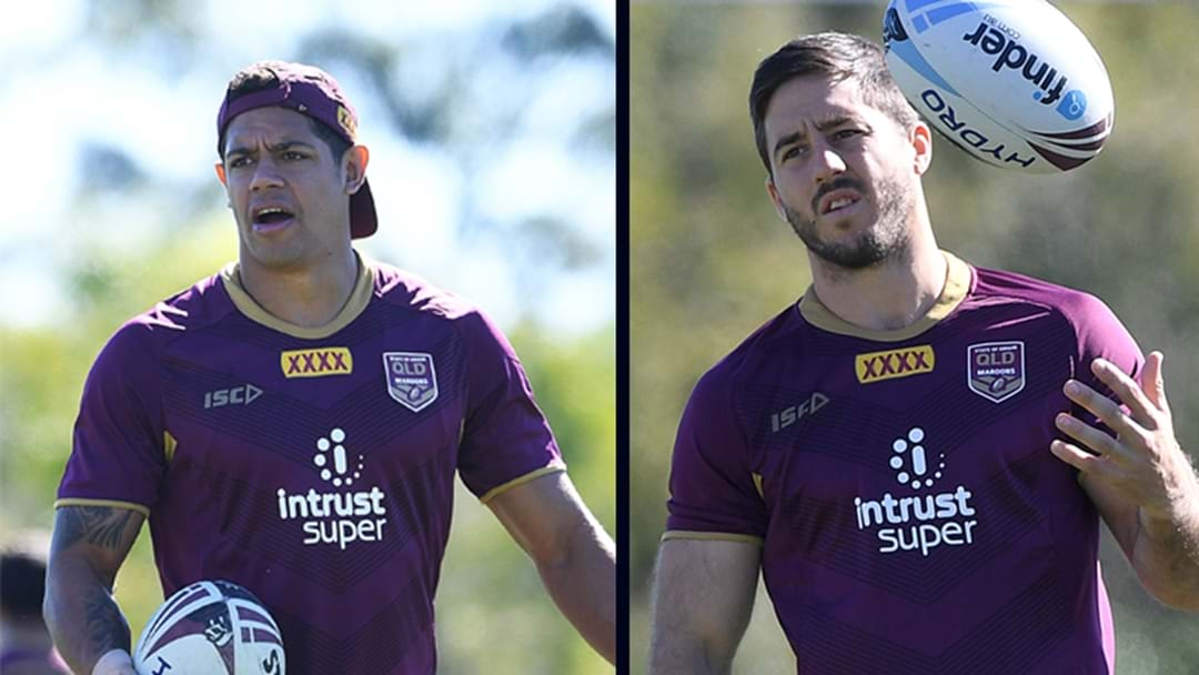 REPORTS | Maroons Camp In Injury Crisis With Dane Gagai and Ben Hunt In Doubt For Game I