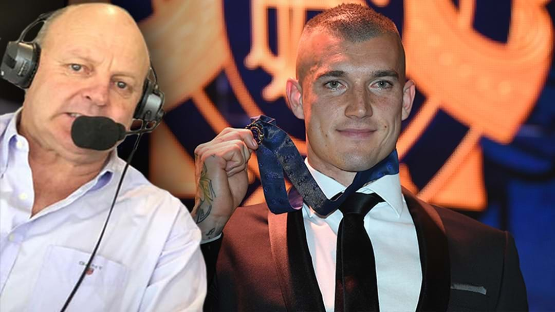 Billy Brownless Proposes A Change For The Brownlow Medal