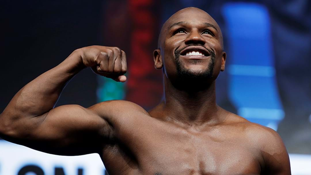 Mayweather World's Highest Paid Athlete