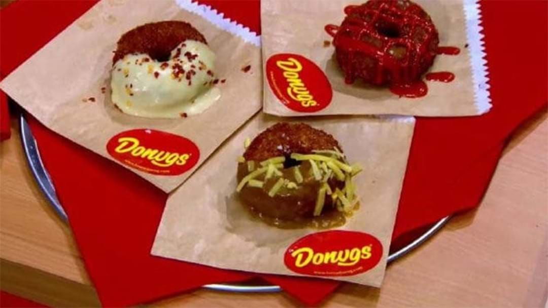 Melbourne Man Creates Chicken Doughnuts Called 'Donugs', World Rejoices
