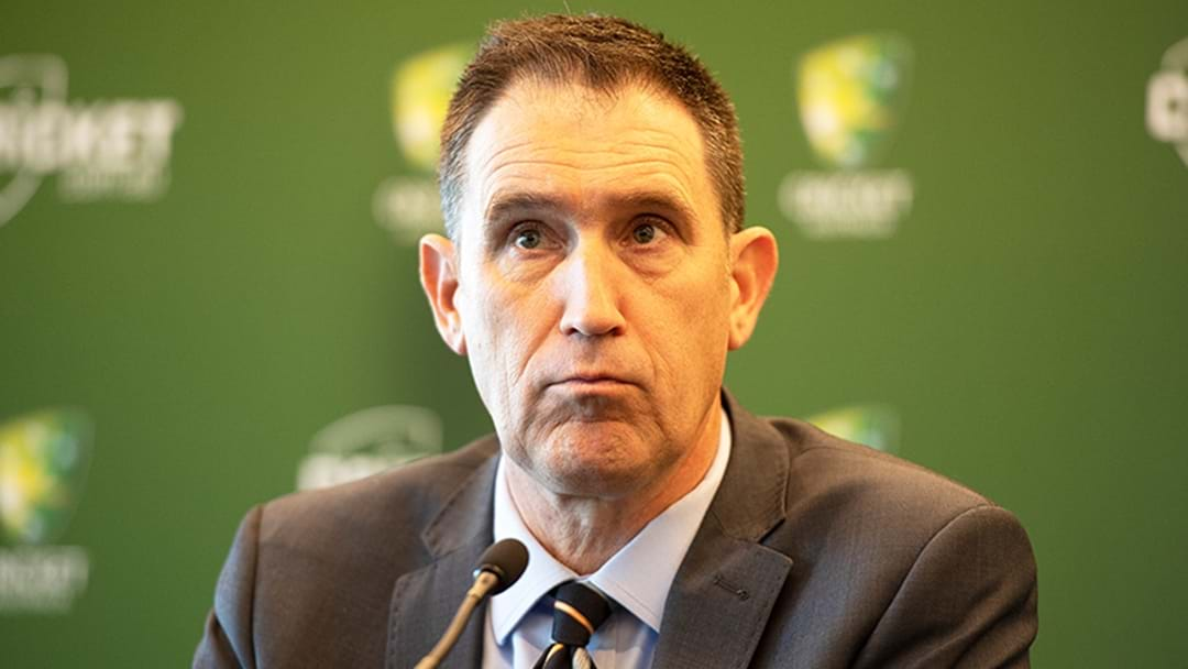 LISTEN   James Sutherland Explains His Decision To Resign From Cricket Australia