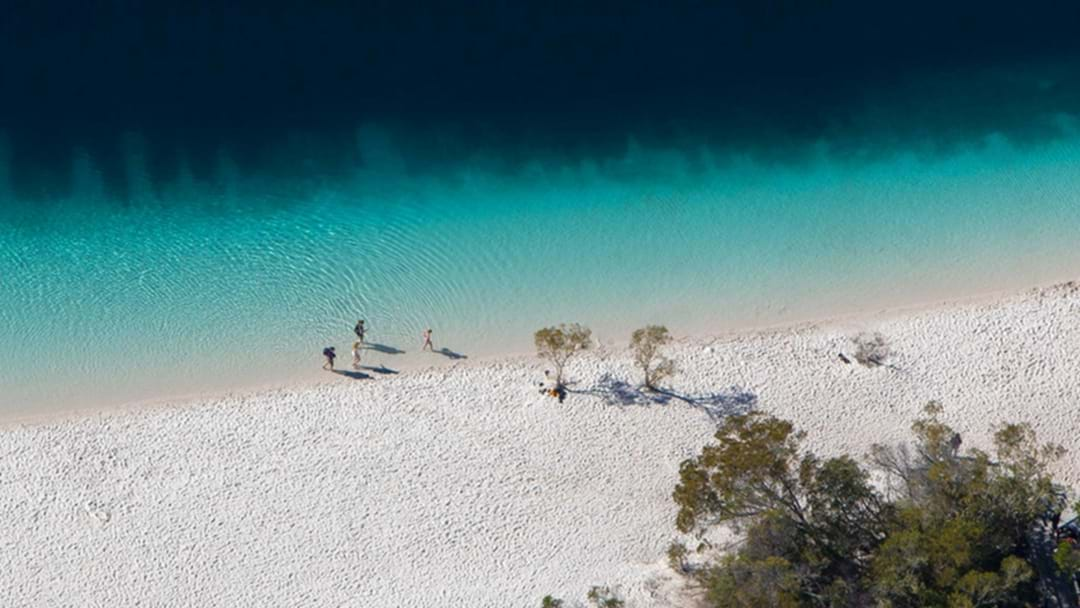 Join In On The Fraser Island Photo Competition To Celebrate 25 Years As A World Heritage Area!
