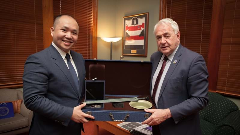 Article heading image for Toowoomba Region Moves Towards New Sister City in China