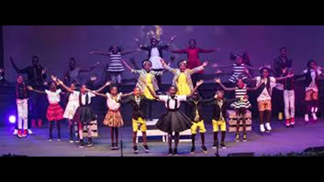 WATOTO Children's Choir in CQ!