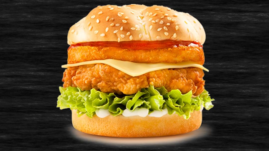 KFC Is Reportedly Bringing Back The Tower Burger