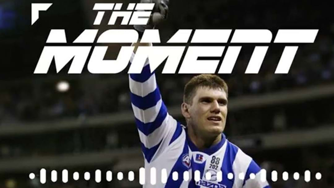 We're Playing Howie's Podcast About Jason McCartney's Experience At The Bali Bombings After The Footy