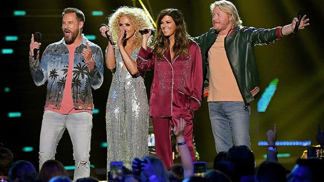 CMT Winners for 2018