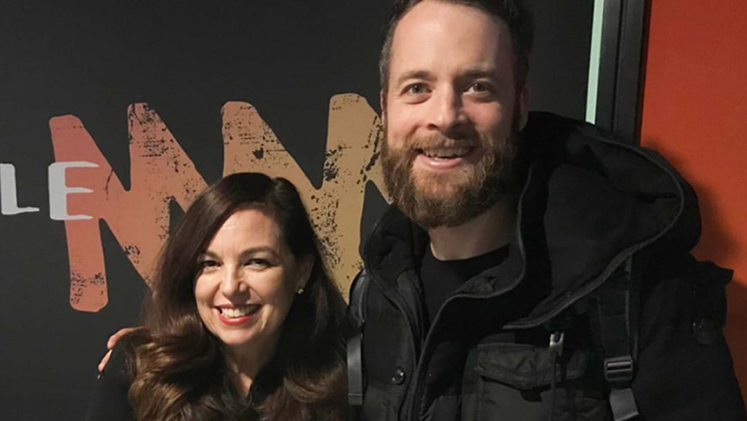 "LISTEN | Hamish Blake Reveals His ""Guilty Secret"""