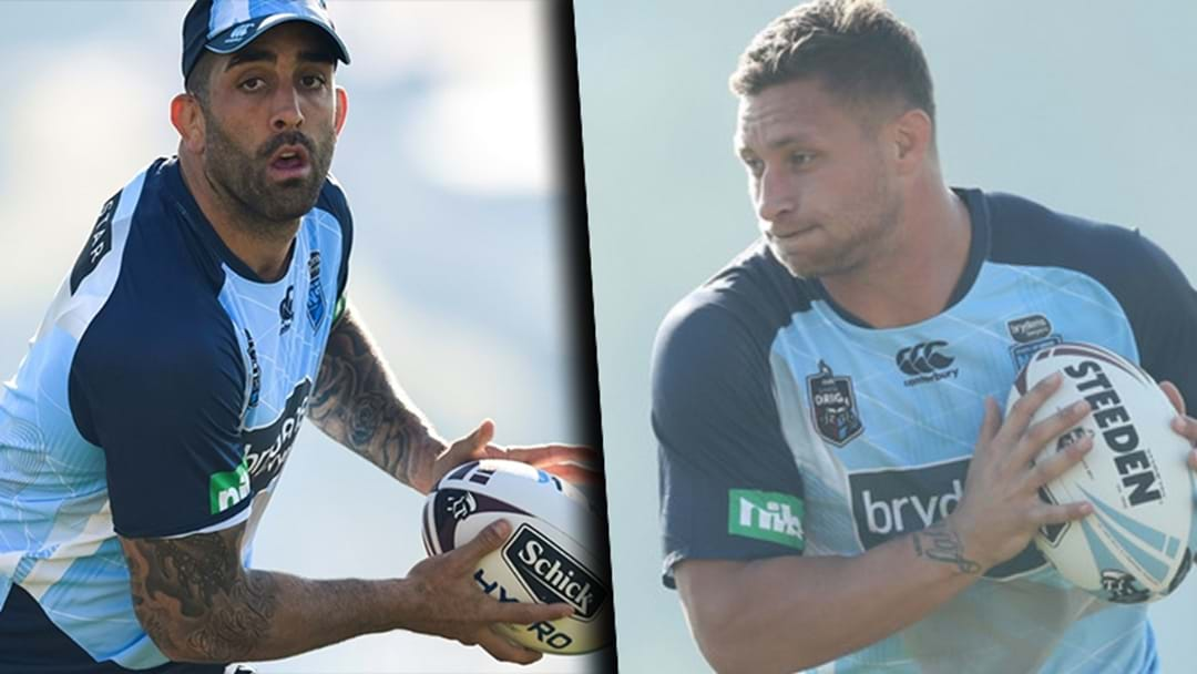 "Paul Vaughan Rips Into ""Cringeworthy"" Dragons & NSW Teammate Tariq Sims"