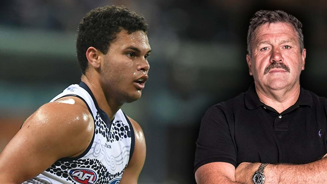 LISTEN | Every Time Brian Taylor Called Brandan Parfitt In Geelong's Game Against North