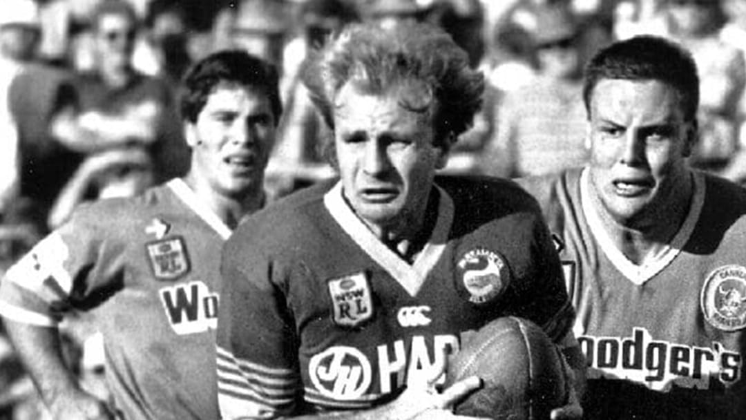 Sterlo's Incredible Yarn About The One & Only Time He Was Late To Training