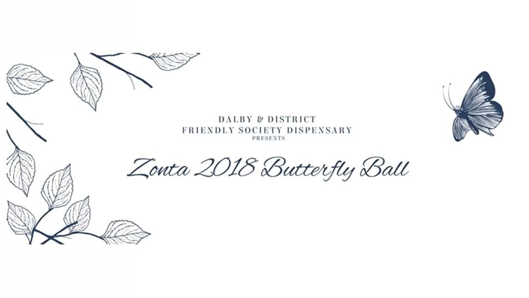 Zonta Butterfly Ball 2018