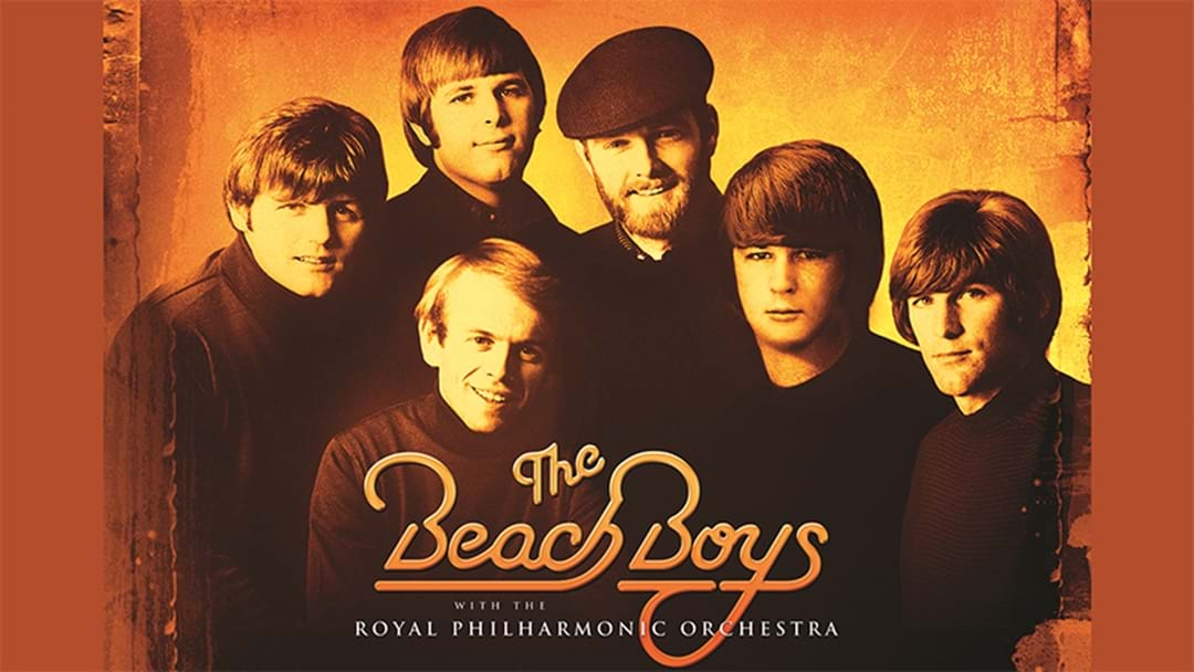The Beach Boys with Royal Philharmonic Orchestra